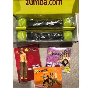 Zumba Fitness Join the Party Set